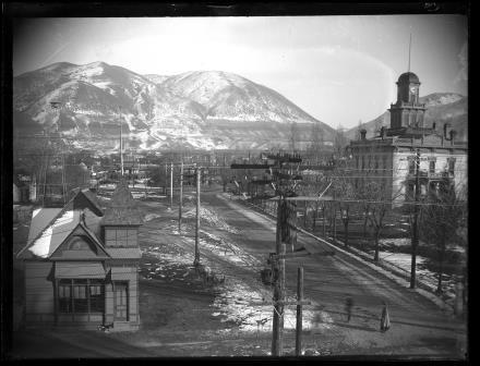 Photo courtesy USU Special Collections & Archives, Merrill-Cazier Library