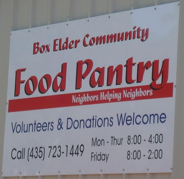 Box Elder Community Pantry
